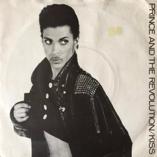 "Prince And The Revolution ‎- Kiss (7"") (G+/G+)"